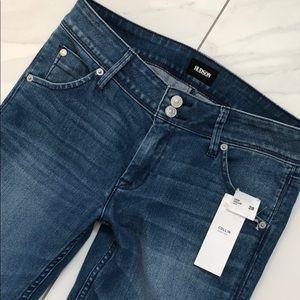 Hudson Collin Skinny Crop Jeans